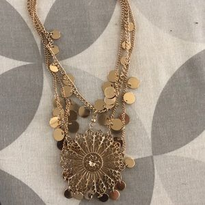 Burning man coachella festival necklace